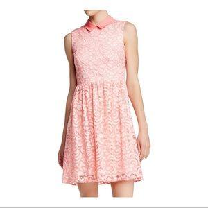 Betsy Johnson Lace Collar Dress Size 6
